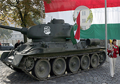 Węgierska armia wyprzedaje stary radziecki sprzęt, by unowocześnić swoje wojsko