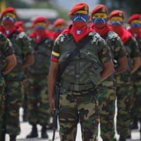 Najemnicy zaatakowali bazę w Wenezueli