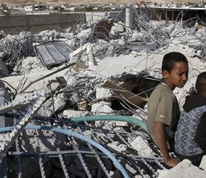 Izrael sprzedaje budynki szkolne sfinansowane przez UE