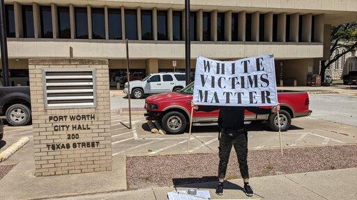 """Odbyły się marsze pod hasłem """"White Lives Matter"""""""