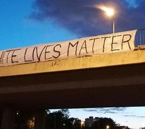 White Lives Matter. Akcje niezależnych nacjonalistów w całej Polsce