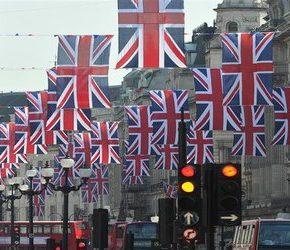 """""""Brexit"""" nie zrujnował brytyjskiej gospodarki"""