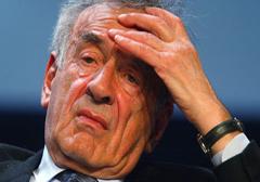 Elie Wiesel wzywa do nałożenia sankcji na Iran