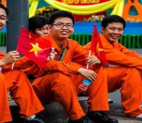 Państwowa agencja ściąga Wietnamczyków