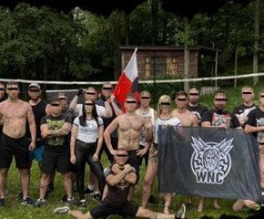 White North Camp. Nacjonaliści spotkali się na Kaszubach