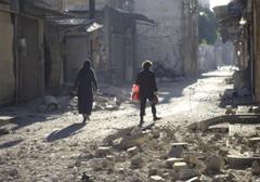 Szwecja otwiera granice dla uchodźców z Syrii. Strach przed atakiem USA napędza imigrację