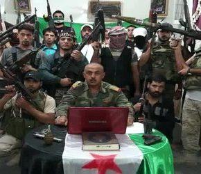 """Amerykanie znowu finansują syryjskich """"rebeliantów"""""""