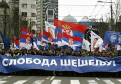 Serbska Partia Radykalna domaga się uwolnienia Vojislava Šešelja