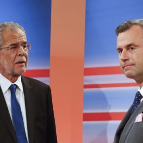 Hofer przegrał wybory prezydenckie w Austrii