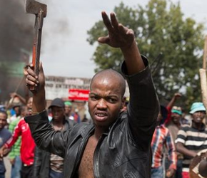 Afrykaner o prześladowaniu białych w RPA