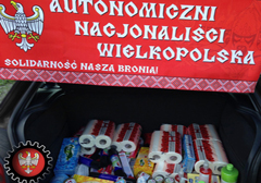 Wielkopolska: Zbiórka darów dla Serbii