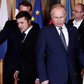 Coraz intensywniejszy dialog Kijowa z Moskwą