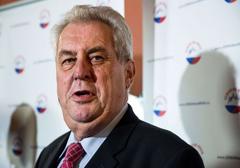 """Prezydent Czech chce walczyć z """"neonazizmem"""""""