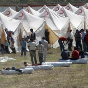 Belgia: Pierwszy przypadek gruźlicy w obozie dla imigrantów