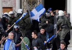Greckie władze nie ustają w represjonowaniu nacjonalistów
