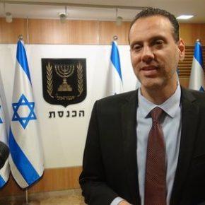 """Izraelski polityk mówi o """"dominacji rasy żydowskiej"""""""