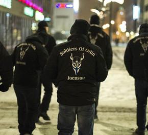 Żołnierze Odyna pod lupą fińskiej policji