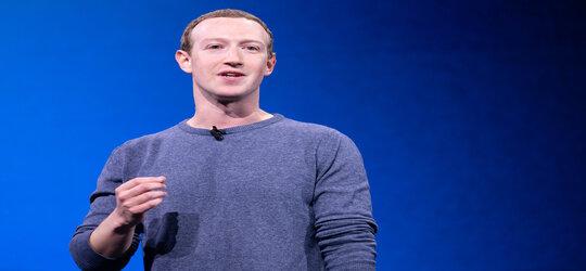 Zuckerberg wydał setki milionów na wsparcie dla Demokratów